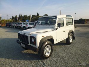 Land Rover Defender 90 2.5 Td5 Station Wagon SE