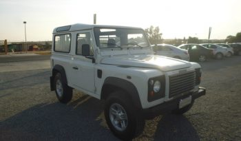 Land Rover Defender 90 2.5 Td5 Station Wagon SE completo